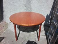 FREE Sturdy well made round dining table