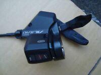 shimano alivio m430 shifter 9 speed