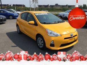 2014 Toyota Prius c Hybride Bluetooth+Cruise 4.0L/100 Km