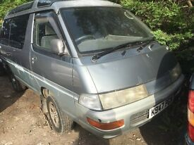 TOYOTA UNKNOWN 1993- FOR PARTS ONLY