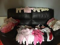 Baby girl 0-3 months clothes