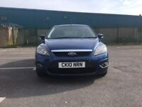 Ford Focus 1.6 Zetec 5dr£3,795 p/x welcome Full Service history 2010 (10 reg), Estate 70,000 miles