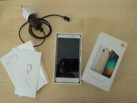 "Xiaomi Redmi Note 3 Pro. Smartphone. Perfect condition. Unlocked. Android. 5.5"" inch"