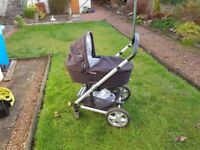 Joie buggy with carrycot excellent condition