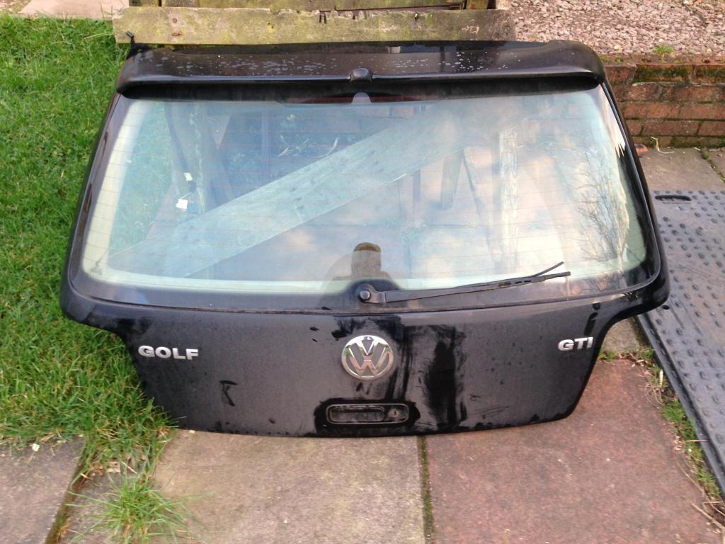 Volkswagen Golf Mk4 Tailgate Gti With Spoiler In Dunbar East Lothian Gumtree