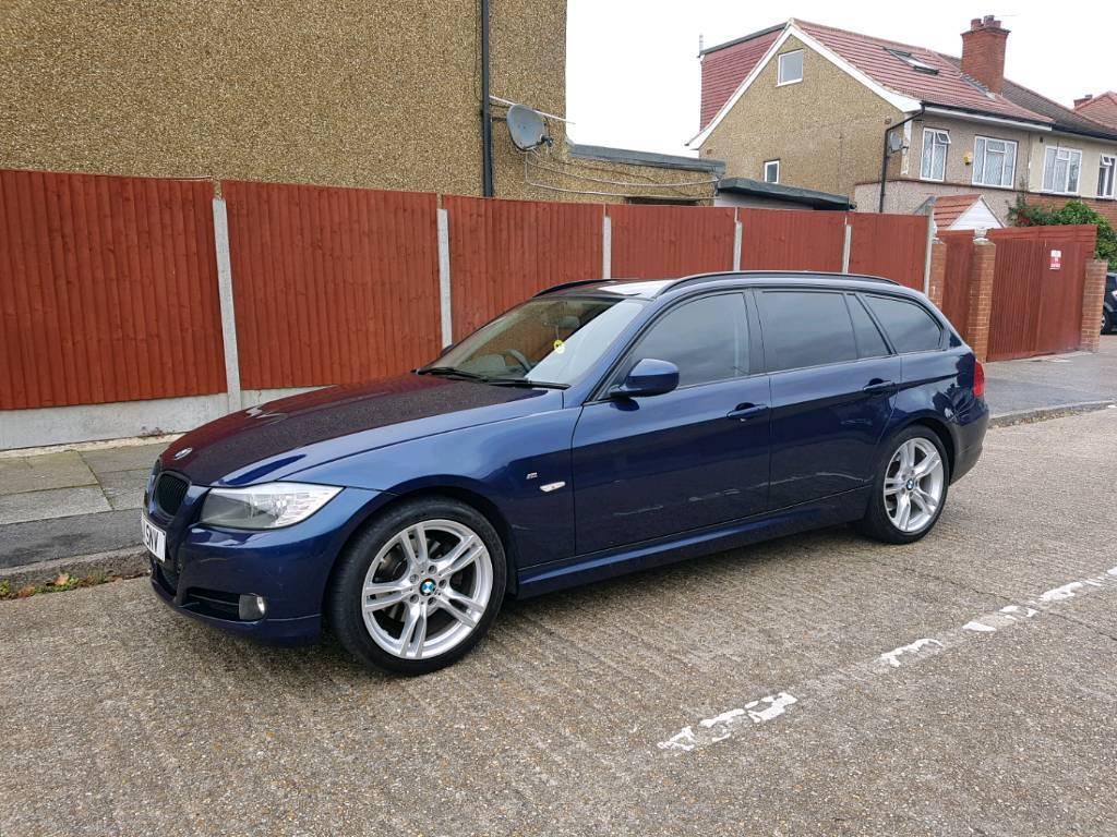BMW est 318d se. 2011