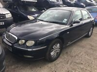 ROVER 75 CLUB CDT 1999- FOR PARTS ONLY