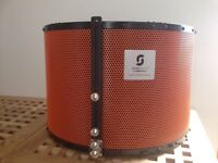 Studio series portable vocal booth (Limited Edition Orange, only 300 ever made)