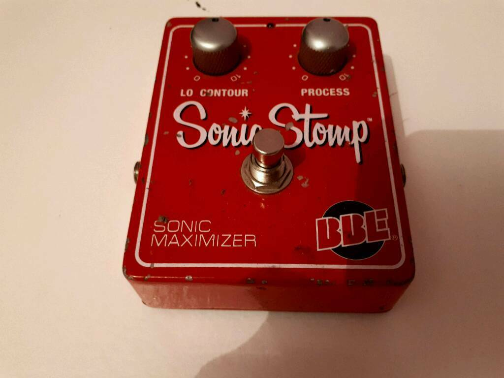 Sonic stomp maximizer