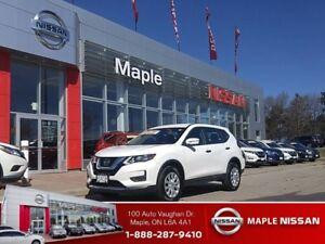 2018 Nissan Rogue |DEMO SALE|Blind spot warning|E. Brake|AWD|+++