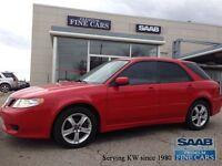 2005 Saab 9-2X RARE Manual-AWD2-tone leather-No accidents