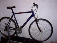 dawes aluminium hybrid mountain bike