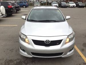 2009 Toyota Corolla S, Sport Looking, Loaded; Roof, Pw, Pl and M London Ontario image 8