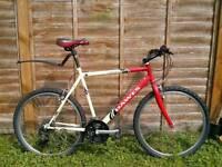 "Dawes Tekarra gents mountain bike 26"" whells Alloy v-brakes,"