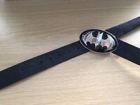 Batman Belt Hardly Used Condition