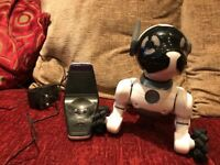 Wowwee chip robot dog immaculate condition