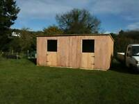 Used field shelter cheap
