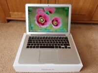 """Apple MacBook Air 13"""" 2015 Only 6 Months Old Hardly Used"""