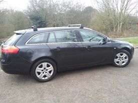 Vauxhall Insignia Estate / Sports Tourer 2.0 cdti Exclusive 160bhp One Owner, Factory Bluetooth