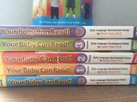 Your Baby Can Read DVD set