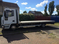 IVECO EUROCARGO 75E17 20 FOOT BODY
