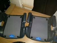 2x child's booster seats