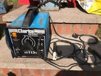 ARC / Stick welder Clarke 115N