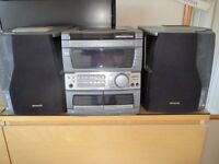 Aiwa Stereo System NSX-S70