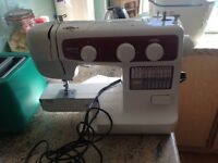Brother PX-100 Sewing Machine - Barely Used