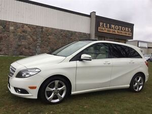 2013 Mercedes-Benz B-Class B250 Sports Tourer. PANORAMIC SUNROOF