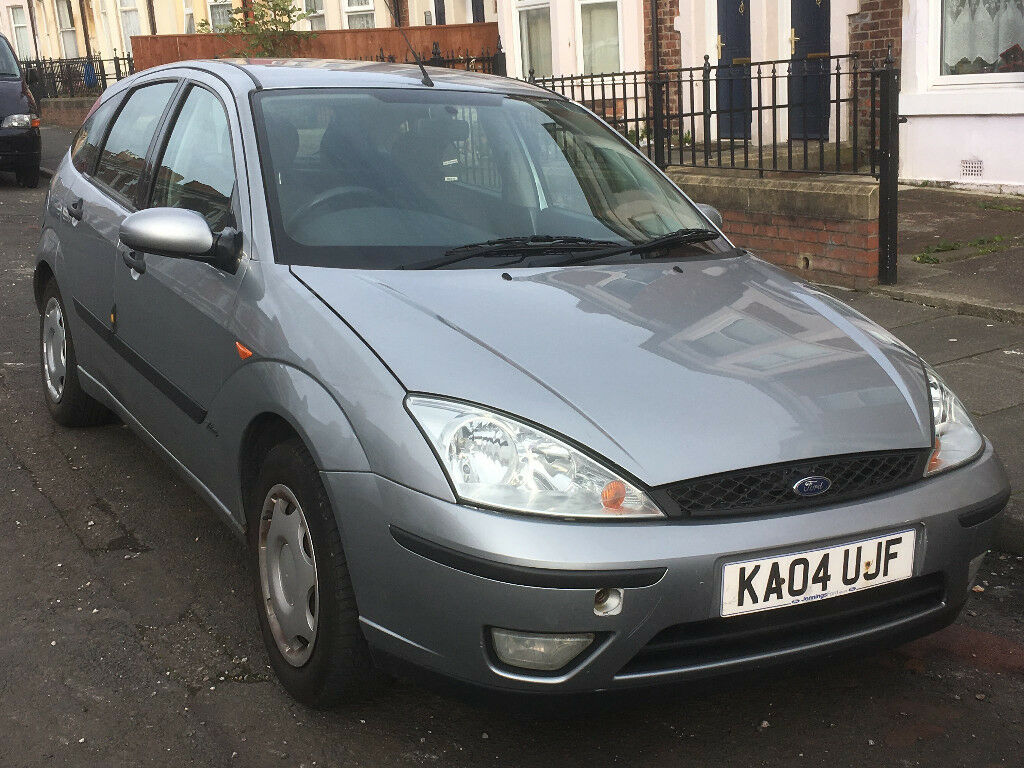 Ford Focus 1.6 i 16v Zetec 5dr - Excellent Family budget Car