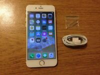 IPHONE 6 GOLD 16GB VODAFONE £120 NO OFFERS *** ADVERT 125 ***