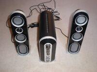Multimedia stereo speaker system, Philips SPA9200/10