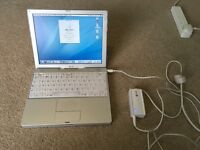 Apple iBook G3, 600 MHz