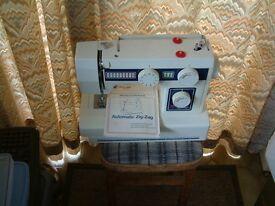 Riccar Reliant 57 Freearm Sewing Machine.