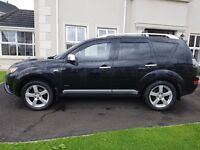 2007 mitsubishi outlander warrior full chrome pack 7 seater loads of receipts