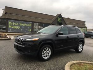 2016 Jeep Cherokee North /4X4 / BLUETOOTH / ALLOY RIMS / USB