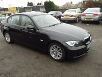 bmw 320 se petrol automatic 2005, 55 reg, only 78,000 miles, full leather.