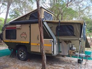 Conqueror UEV490 Evolution - The Ultimate Off-road Escape Vehicle Zilzie Yeppoon Area Preview