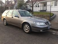 Very Reliable Saab 9-5 for sale. Good condition and well looked after.