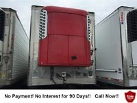 2012 Wabash Reefer Thermo King