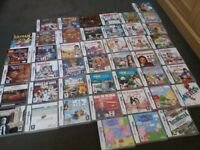 large bundle ds games some 3ds