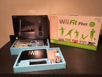wii fit plus & wii sports resort package