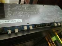Cloud CX242 rack mixer multi zone