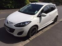 2011 MAZDA 2 SPORT 5DR CAT D NOW REPAIRED WITH PICS OF DAMAGE 34,000 MILES NEW MOT plz come and test