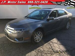 2010 Ford Fusion SEL, Automatic, Leather, Sunroof, AWD