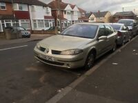 Renault laguna 2.0 automatic LONG MOT - *drives mint* - not Mondeo Passat a4 vectra accord golf