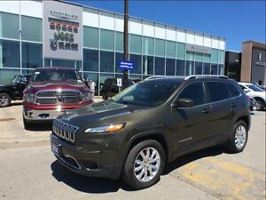 2014 Jeep Cherokee Limited 4X4 TECH GROUP 5/100 GOLD PLAN