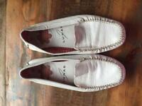 Size 6 Lunar Loafer Shoes