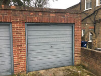 Lock up garage to rent near Ealing Broadway / Hanger Lane / North Circular - £165 pcm